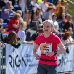 The 27th Lattelecom Riga Marathon - Sisko Salmiheimo (1285)