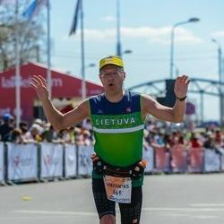 The 27th Lattelecom Riga Marathon - Virgintas Stogevicius (669)