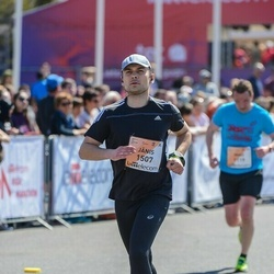 The 27th Lattelecom Riga Marathon - Jānis Kauliņš (1507)