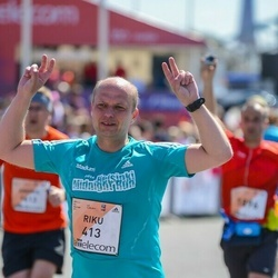 The 27th Lattelecom Riga Marathon - Riku Lehto (413)