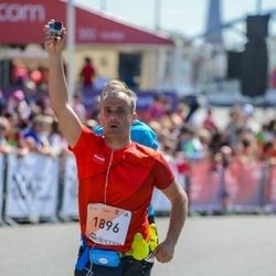 The 27th Lattelecom Riga Marathon - Arnis Kuzmanis (1896)