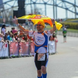 The 27th Lattelecom Riga Marathon - Markus Rasp (955)