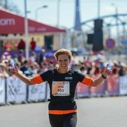 The 27th Lattelecom Riga Marathon - Vita Vecvanaga (803)