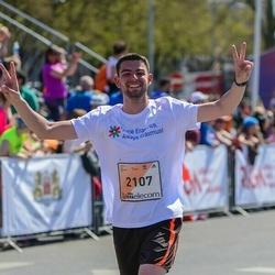 The 27th Lattelecom Riga Marathon - Thomas Masselin (2107)