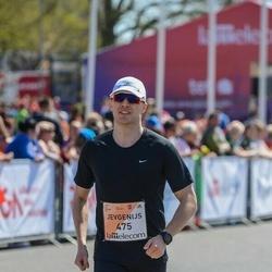 The 27th Lattelecom Riga Marathon - Jevgeņijs Janens (475)