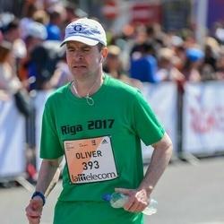 The 27th Lattelecom Riga Marathon - Oliver Dreier (393)