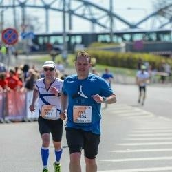 The 27th Lattelecom Riga Marathon - Joel Callaway (1854)