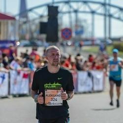 The 27th Lattelecom Riga Marathon - Aleksandr Vakhrushev (324)
