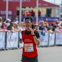 The 27th Lattelecom Riga Marathon - Budiaman Tang (1410)