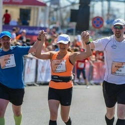 The 27th Lattelecom Riga Marathon - Janica Palonen (417)