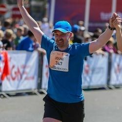 The 27th Lattelecom Riga Marathon - Jouni Hietamäki (347)