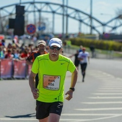 The 27th Lattelecom Riga Marathon - Rain Hallimäe (506)