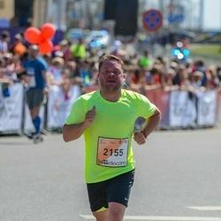 The 27th Lattelecom Riga Marathon - Mark Bennett (2155)
