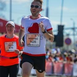 The 27th Lattelecom Riga Marathon - Mārtiņš Menniks (1435)
