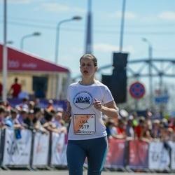 The 27th Lattelecom Riga Marathon - Līga Rukšāne (1519)