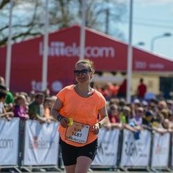The 27th Lattelecom Riga Marathon - Ilva Sinkēviča (1487)