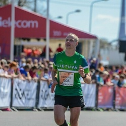 The 27th Lattelecom Riga Marathon - Egidijus Stripeika (1035)