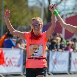 The 27th Lattelecom Riga Marathon - Tiina Hirv (947)