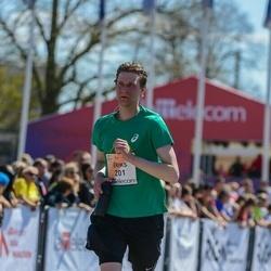 The 27th Lattelecom Riga Marathon - Ēriks Dovnarovičs (201)