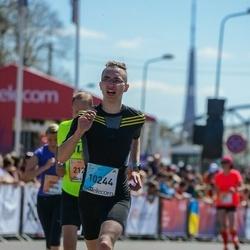 The 27th Lattelecom Riga Marathon - Krišs Jānis Mežiels (10244)
