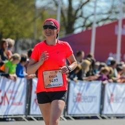 The 27th Lattelecom Riga Marathon - Evija Miglāne (1497)