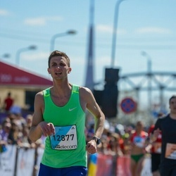 The 27th Lattelecom Riga Marathon - Aivaras Čekanavičius (12877)