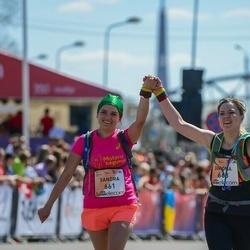 The 27th Lattelecom Riga Marathon - Sandra Bičkovaitė (661)