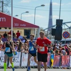 The 27th Lattelecom Riga Marathon - Viesturs Grīnbergs (1921)
