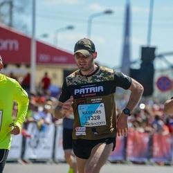 The 27th Lattelecom Riga Marathon - Kaspars Kalnbērzs (11328)