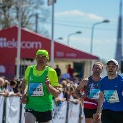 The 27th Lattelecom Riga Marathon - Gundars Ošmucnieks (14002)