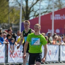 The 27th Lattelecom Riga Marathon - Mārtiņš Petrovs (9175)