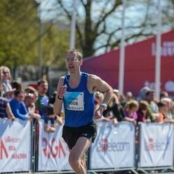 The 27th Lattelecom Riga Marathon - Jānis Kapustāns (8008)