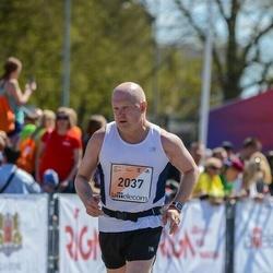 The 27th Lattelecom Riga Marathon - Mikko Koivisto (2037)
