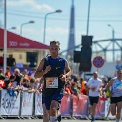 The 27th Lattelecom Riga Marathon - Jānis Krūms (662)