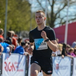 The 27th Lattelecom Riga Marathon - Daniels Buko (14336)