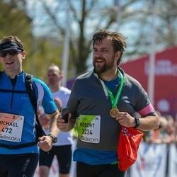 The 27th Lattelecom Riga Marathon - Robert Froeming (3224)