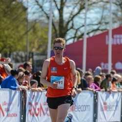 The 27th Lattelecom Riga Marathon - Jānis Belorags (13891)
