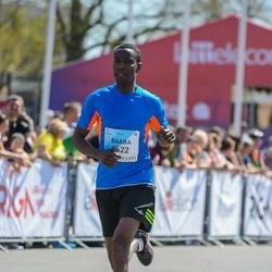 The 27th Lattelecom Riga Marathon - Baaba Sow (9822)