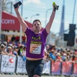 The 27th Lattelecom Riga Marathon - Martin Nysten (1027)