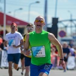 The 27th Lattelecom Riga Marathon - Jānis Krastiņš (9413)