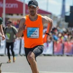 The 27th Lattelecom Riga Marathon - Sergejs Trokmanis (11674)