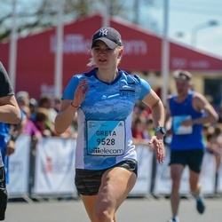 The 27th Lattelecom Riga Marathon - Greta Juozaponytė (9528)