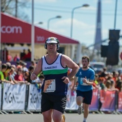 The 27th Lattelecom Riga Marathon - Philip Sumner (541)
