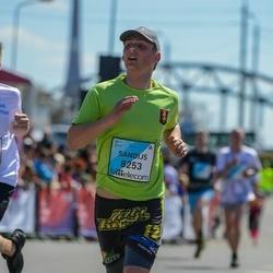 The 27th Lattelecom Riga Marathon - Sandijs Lasenbergs (8253)