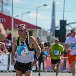 The 27th Lattelecom Riga Marathon - Antti Ojala (8221)