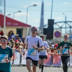 The 27th Lattelecom Riga Marathon - Nikita Horoševs (11486)