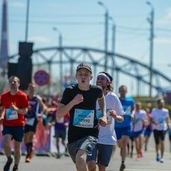 The 27th Lattelecom Riga Marathon - Miķelis Taranda (10990)