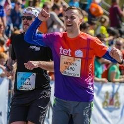 The 27th Lattelecom Riga Marathon - Artūrs Edolfs (1690)