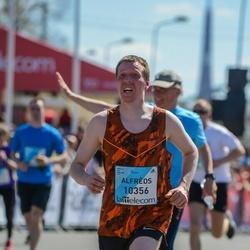 The 27th Lattelecom Riga Marathon - Alfrēds Radvils (10356)