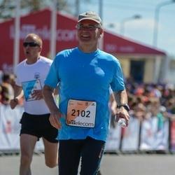 The 27th Lattelecom Riga Marathon - Mats Dänsel (2102)